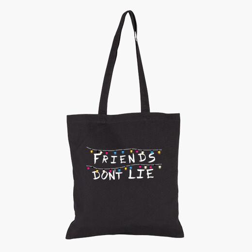 Bolsa Los amigos no mienten