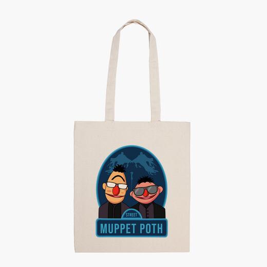Bolsa Muppet Merodeadores
