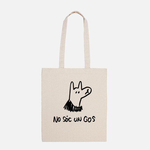 Bolsa No sóc un gos