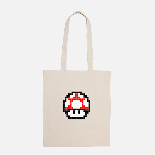 Bolsa Seta Roja Mario