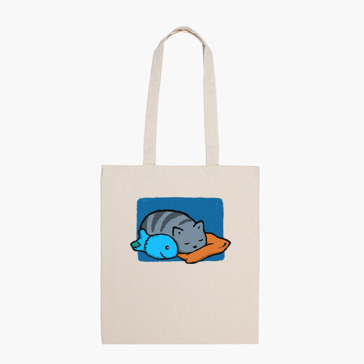 Bolsa Sleeping With The Fishes