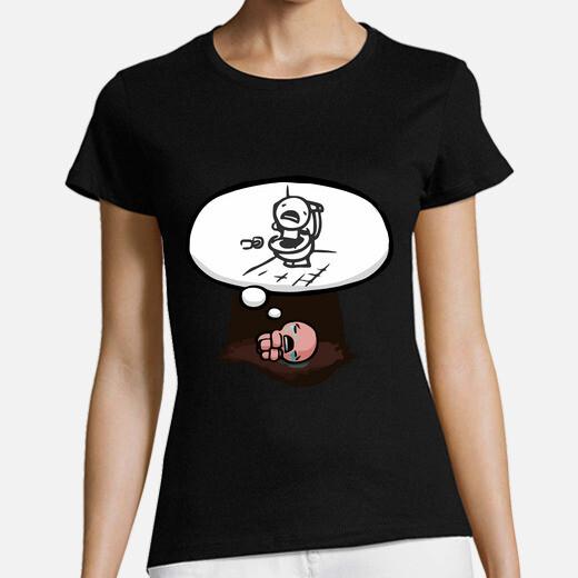 Camiseta -The binding of Isaac-