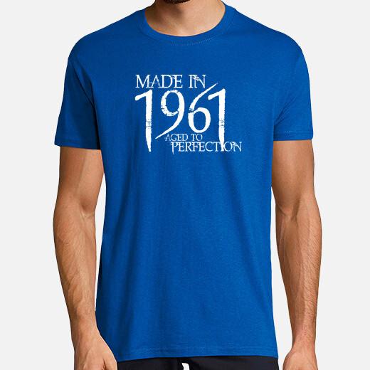 Camiseta 1961 Northwood Blanco