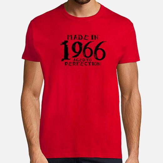 Camiseta 1966 KiraLynn Negro
