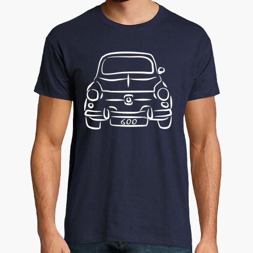 Camiseta 600 grey