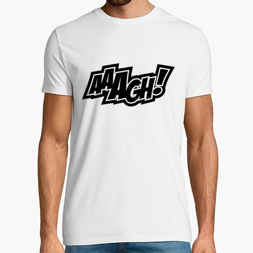 Camiseta aaaght!