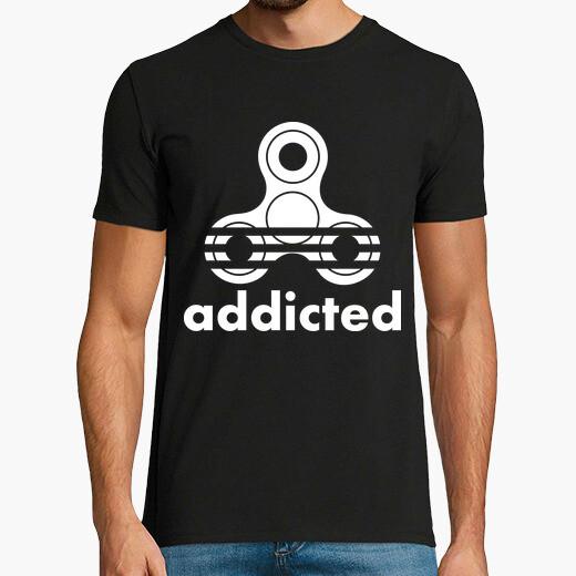 Camiseta addicted