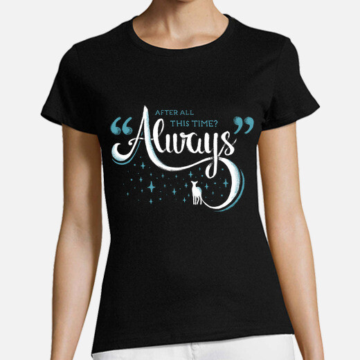 Camiseta After all this time