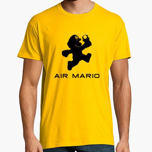 Camiseta aire mario