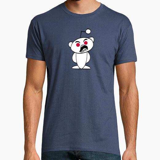 Camiseta Angry Alien