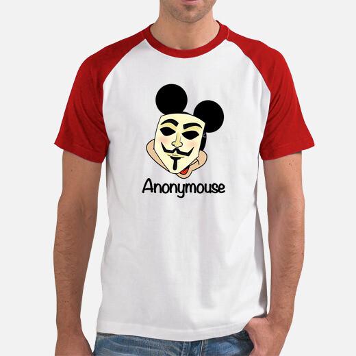 Camiseta Anonymouse
