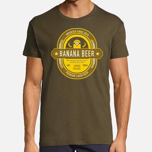 Camiseta Banana beer
