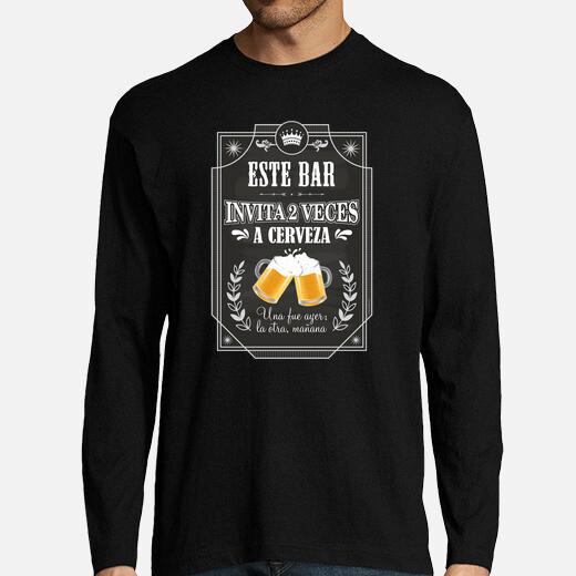 Camiseta Bar - Cerveza - Invitación :)