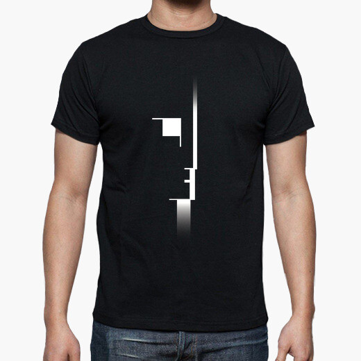Camiseta Bauhaus black