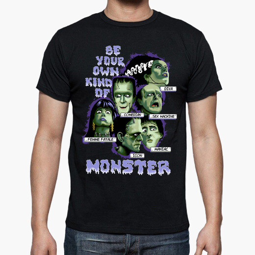 Camiseta Be Your Own Kind Of Monster