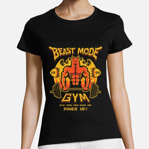 Camiseta Beast Mode Gym