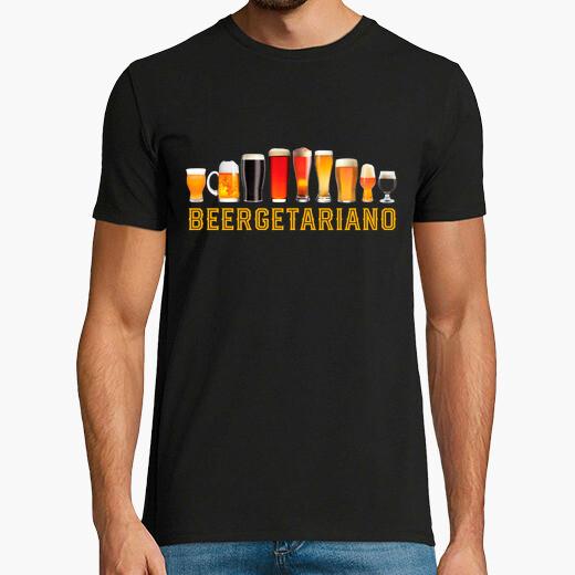 Camiseta Beergetariano Cervezas