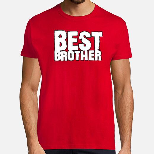Camiseta best brother