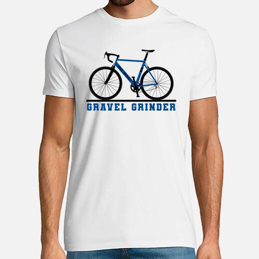 Camiseta Bicicleta de carretera gravel...