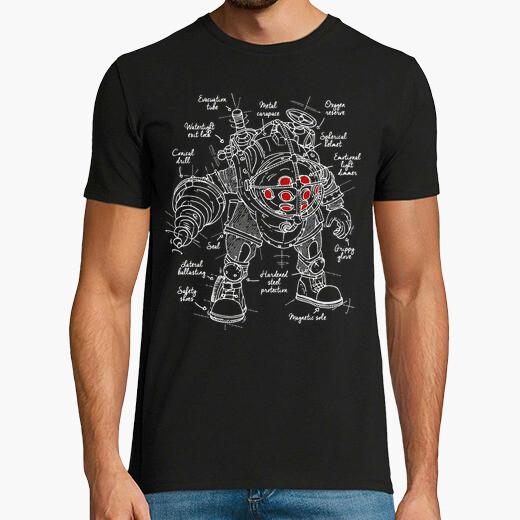 Camiseta Big Daddy plan 2.0