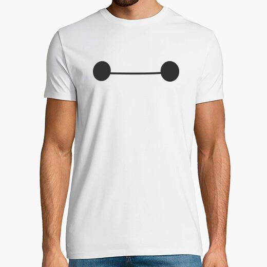 Camiseta big hero 6