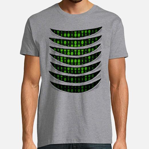 Camiseta Binary Code Inside