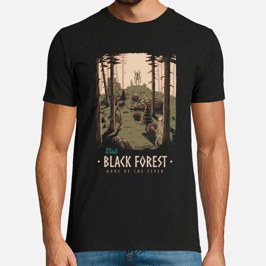 Camiseta Black Forest