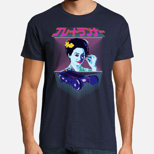 Camiseta Blade Runner. Japanese.