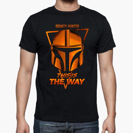 Camiseta Bounty Hunter. This Is The Way