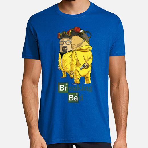 Camiseta Breaking Bad by Calvichi's [WEB]