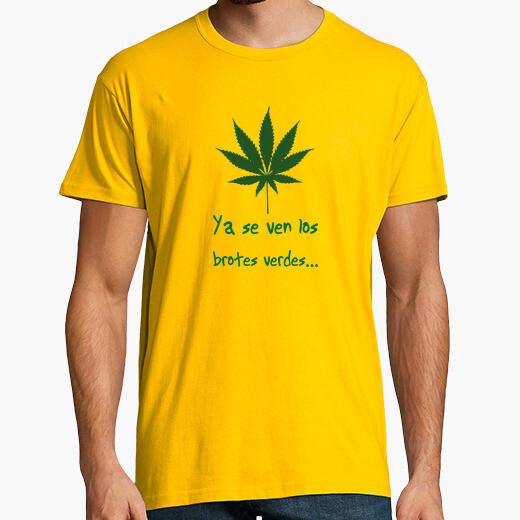 Camiseta Brotes verdes