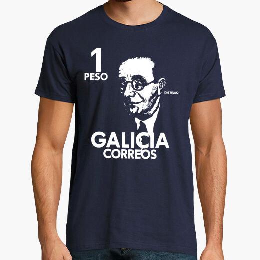 Camiseta CASTELAO 1 PESO