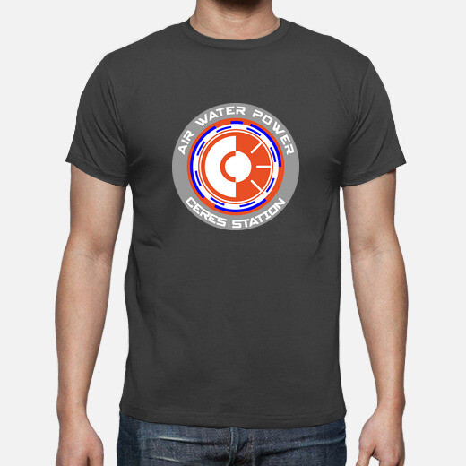 Camiseta Ceres (Air Water Power) - The...