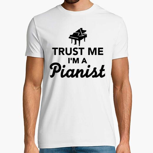 Camiseta confía en mí soy un...