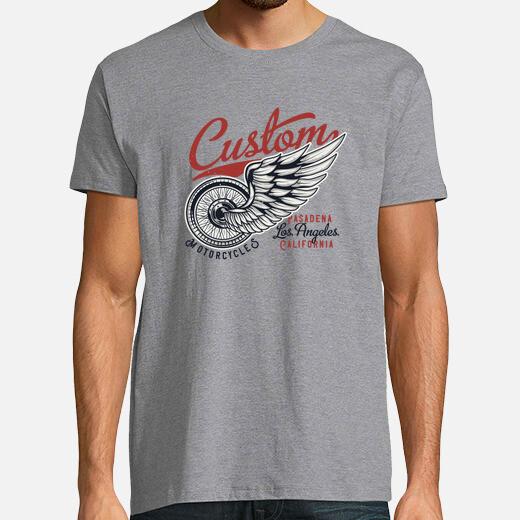 Camiseta Custom Motorcycles