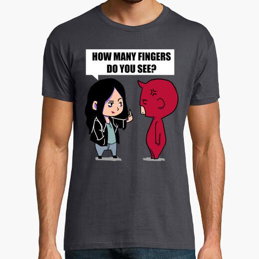 Camiseta Daredevil...