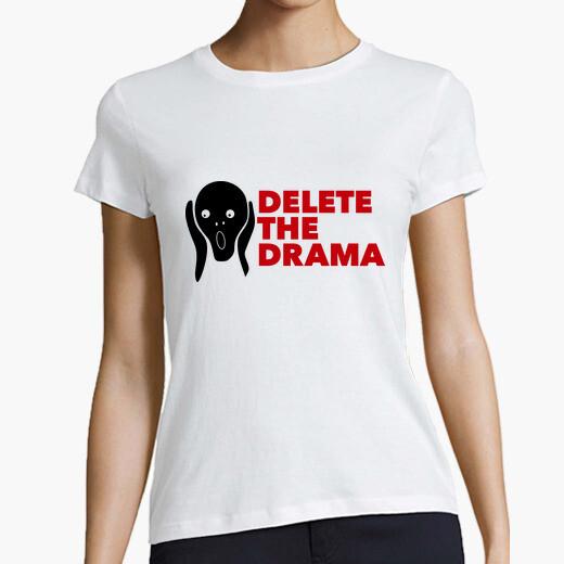 Camiseta Déjate de dramas
