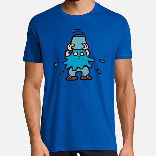 Camiseta desafío cubo de hielo