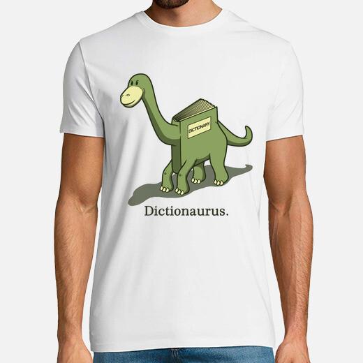 Camiseta Diccionaurio.