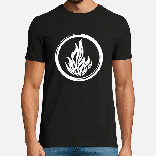Camiseta Divergente