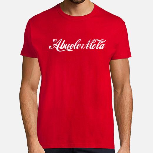 Camiseta El Abuelo Mola (Logo CocaCola)...