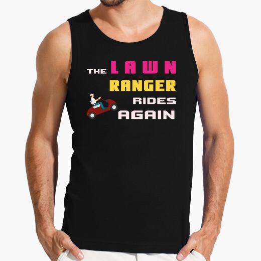 Camiseta el coche de guardabosques