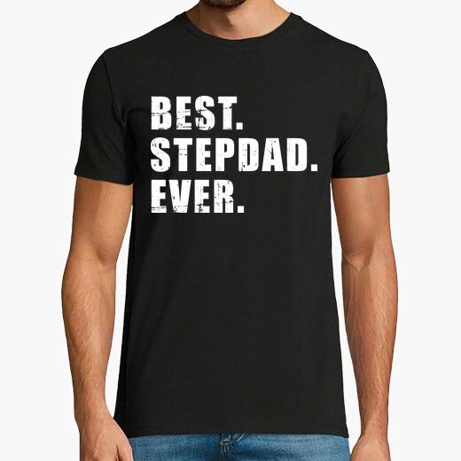 Camiseta el mejor padrastro de todos