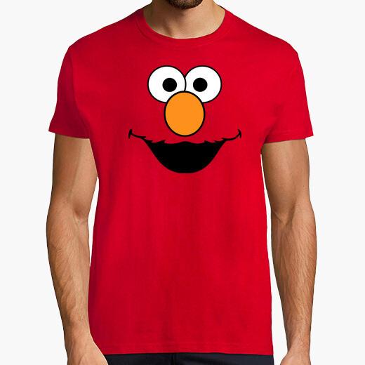 Camiseta Elmo Barrio Sésamo
