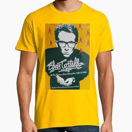 Camiseta Elvis Costello