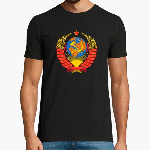 Camiseta Escudo Unión Soviética. URSS