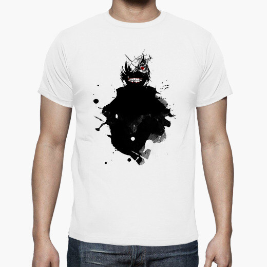 Camiseta espíritu kaneki