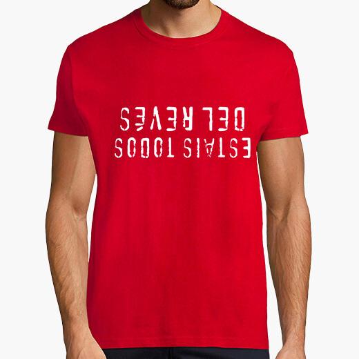 Camiseta Estais todos del revés