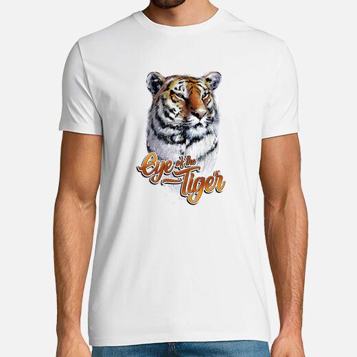 Camiseta Eye of the tiger