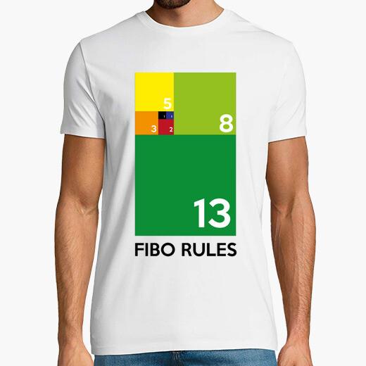 Camiseta Fibo rules
